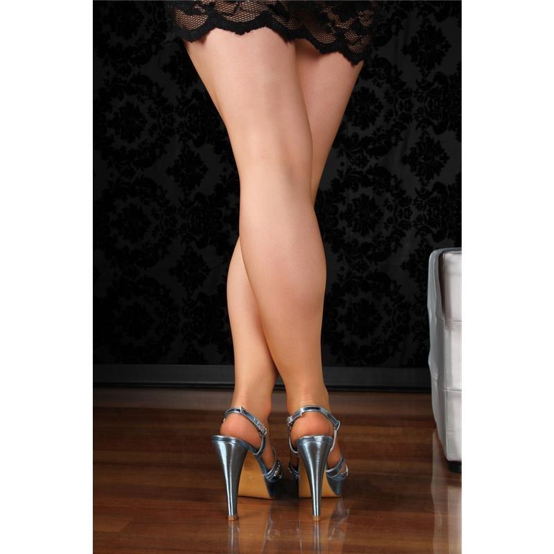 elegante plateau sandaletten mit strass 29 95. Black Bedroom Furniture Sets. Home Design Ideas