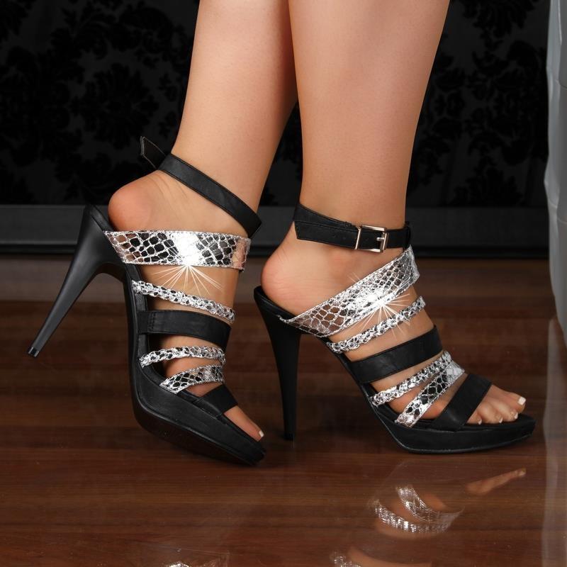 elegant high heel sandals 29 95. Black Bedroom Furniture Sets. Home Design Ideas