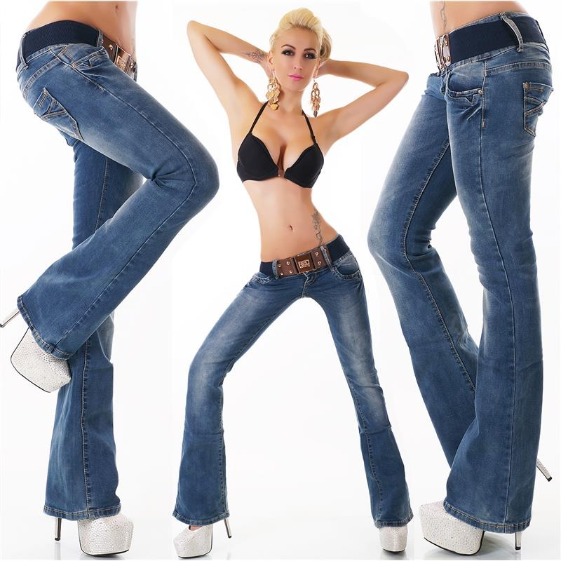 Sexy Bootcut Jeans - Xtellar Jeans