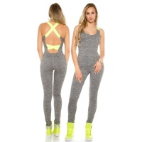 TRENDY FITNESS WORKOUT-JUMPSUIT JOGGING SUIT...