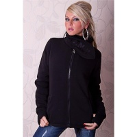WARM AND BEAUTIFUL JACKET WITH LINING BLACK