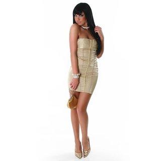 Edles Glamour Corsagenkleid 39 95