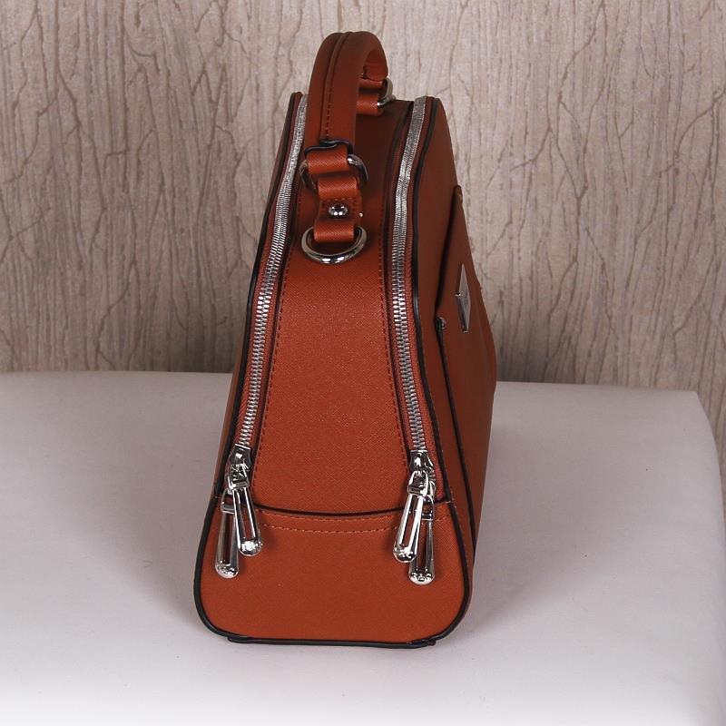 edle damen handtasche mit 2 wege zippern 39 95. Black Bedroom Furniture Sets. Home Design Ideas