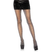 Sexy Leg Avenue nylon tights pantyhose with glitter...